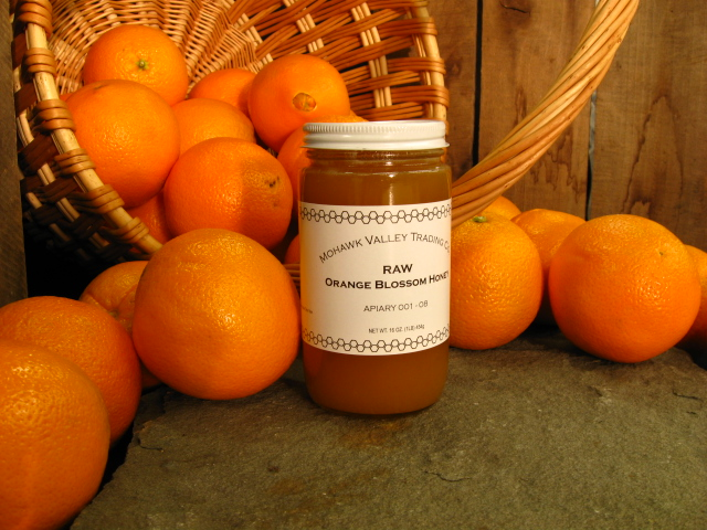 Pure Orange Blossom Honey, Unpasteurized Orange Blossom Honey, Unfiltered Orange Blossom Honey, Unprocessed Orange Blossom Honey, Unheated Orange Blossom Honey, Unblended Orange Blossom Honey, Gourmet Orange Blossom Honey.